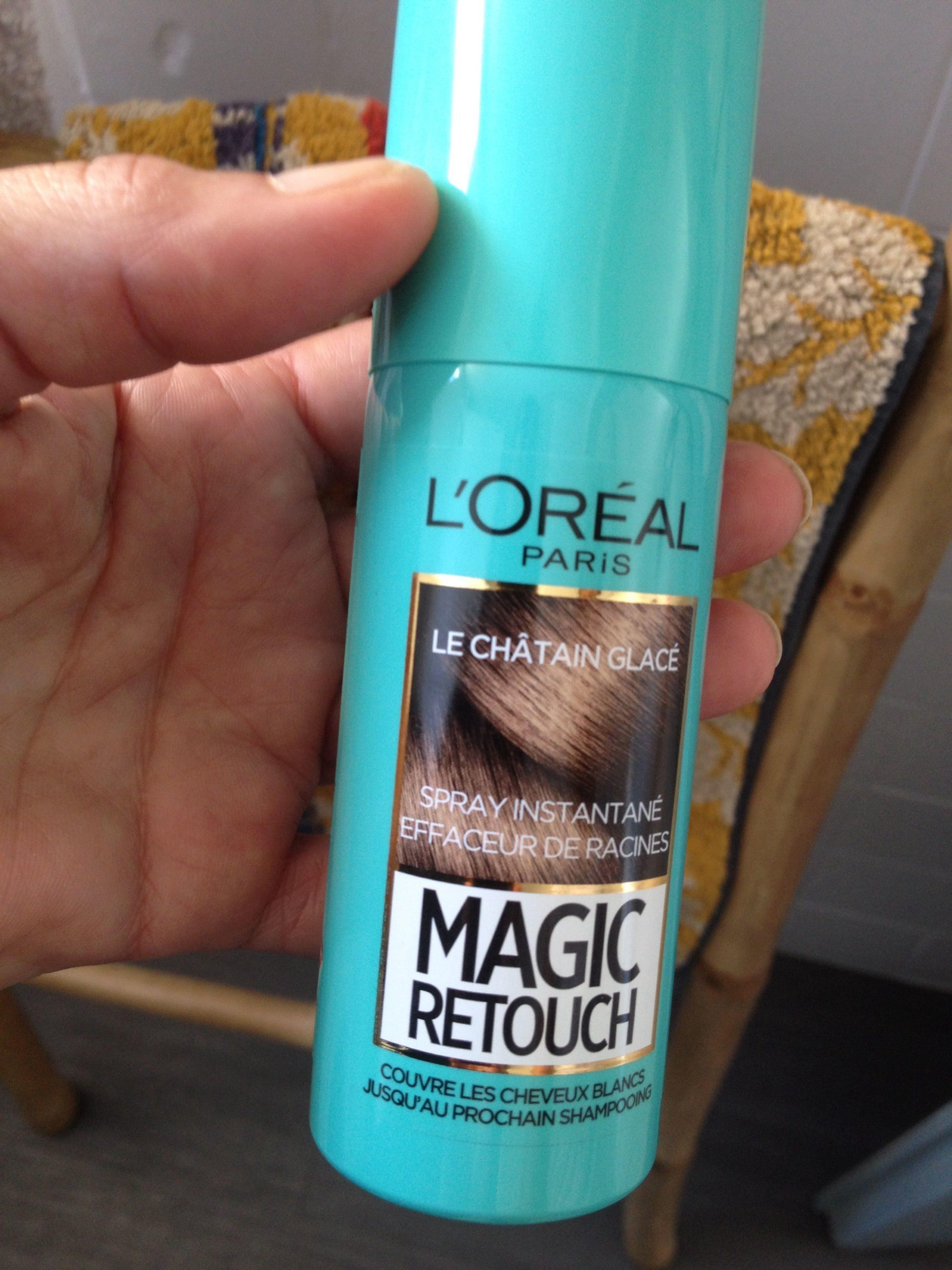Magic retouch - Produit