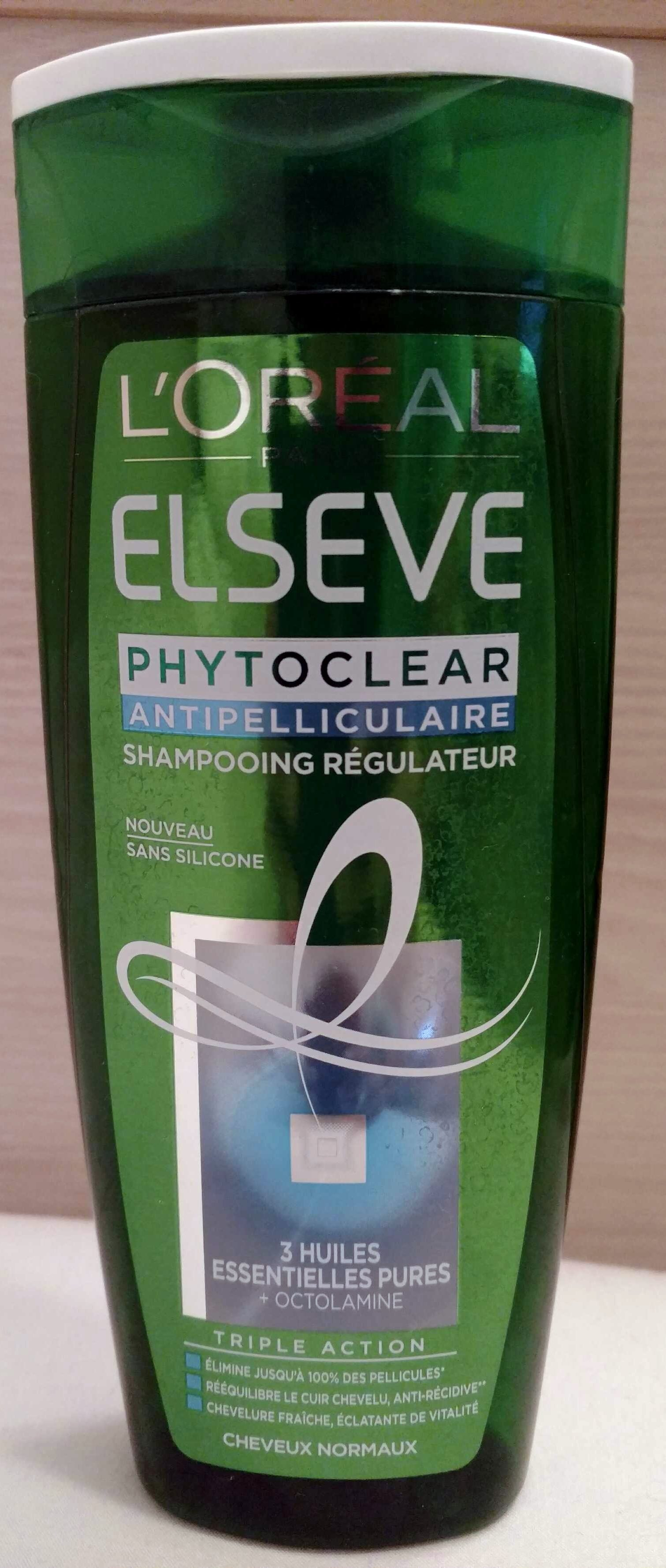Phytoclear antipelliculaire - Shampooing régulateur - Product