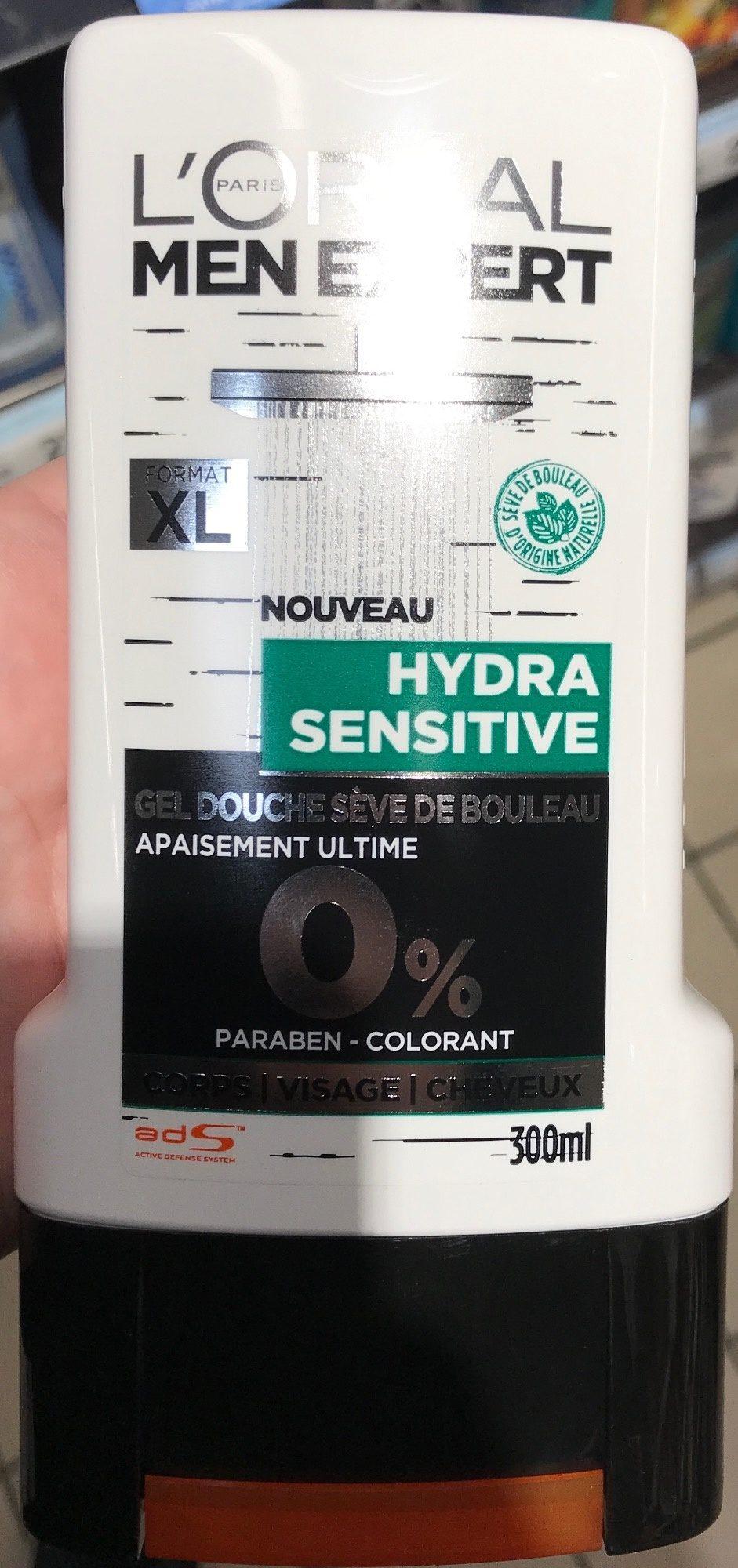Hydra Sensitive Gel douche sève de Bouleau (format XL) - Produit - fr
