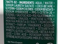 Hydra Sensitive Gel douche sève de Bouleau (format XL) - Ingrédients - fr