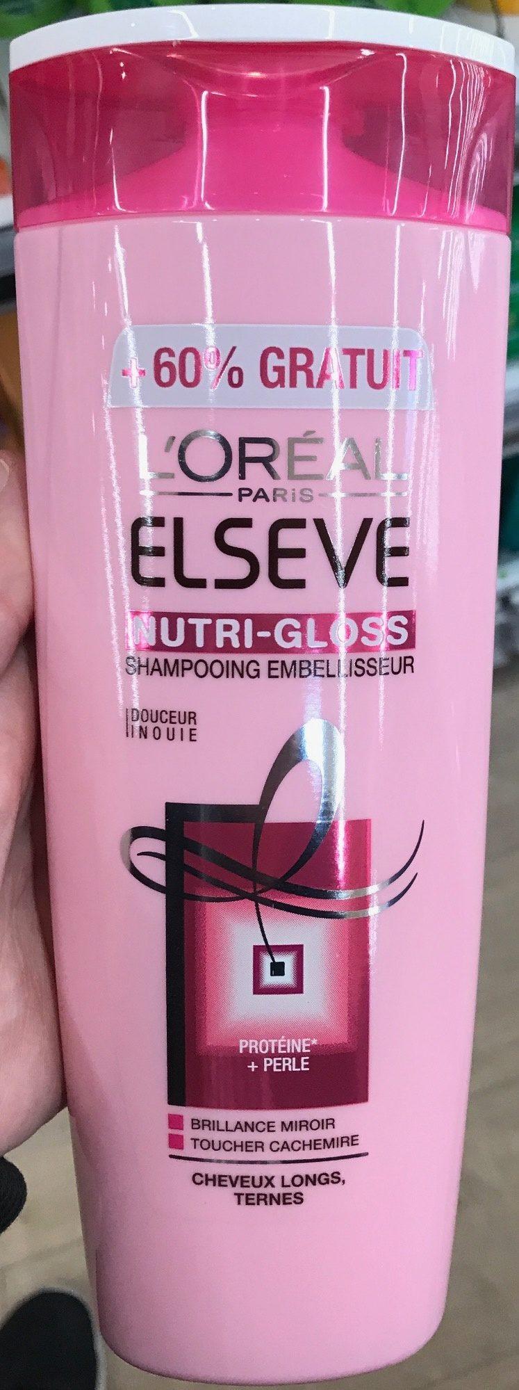 Elseve Nutri-Gloss (+60% gratuit) - Product - fr