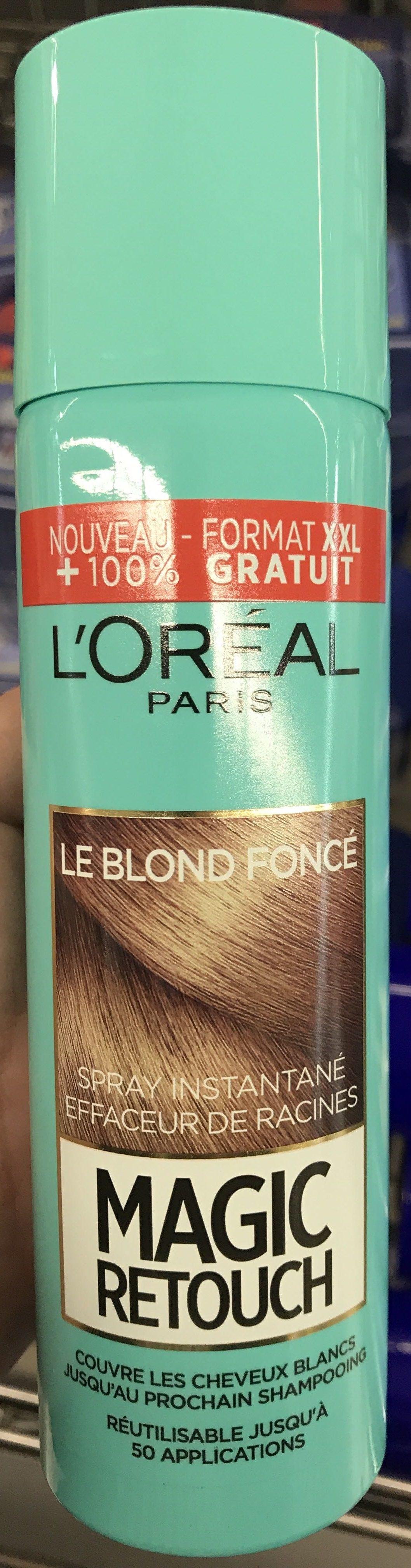 Le Blond Foncé Magic Retouch (format XXL) - Product - fr