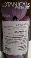 Lavandin Concoction apaisante Shampooing - Product - fr