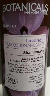 Lavandin Concoction apaisante Shampooing - Product