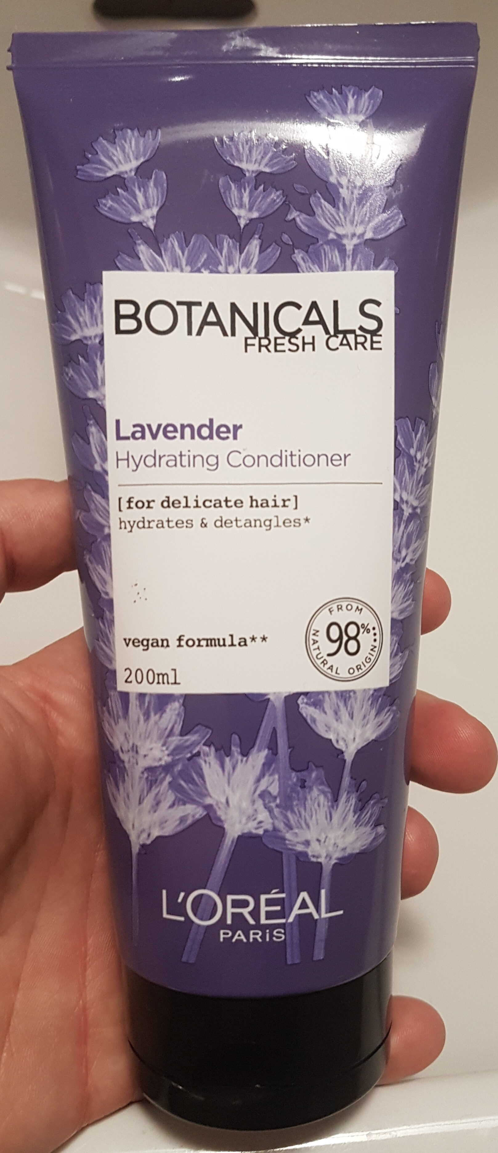 Lavender Hydrating Conditioner - Product - en