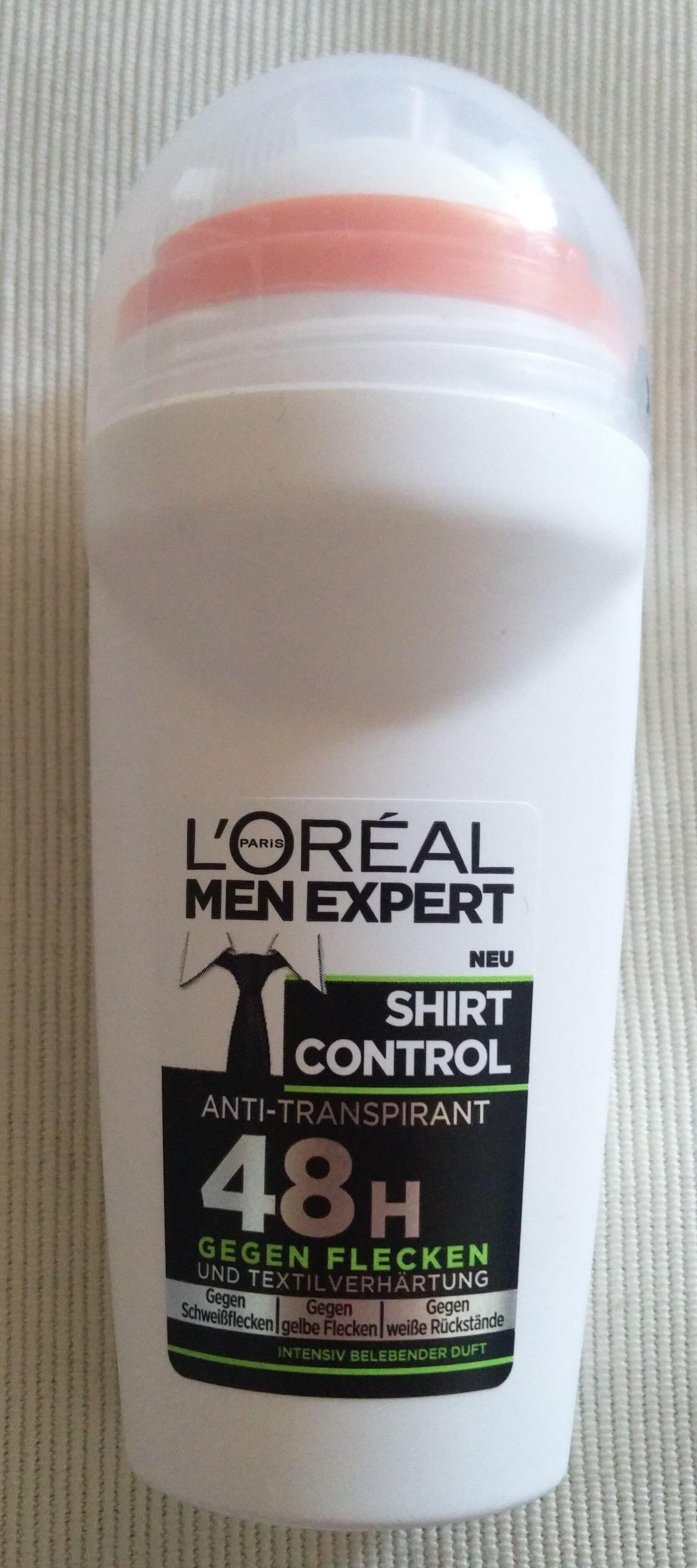 Shirt Control - Product - de