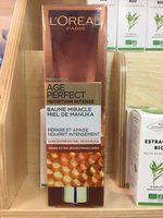 Âge perfect nutrition intense baume miracle miel de manuka - Product - fr