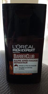 Baume après rasage réparateur BarberClub - Product - fr