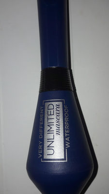 UNLIMITED mascara Waterploof - Product - fr