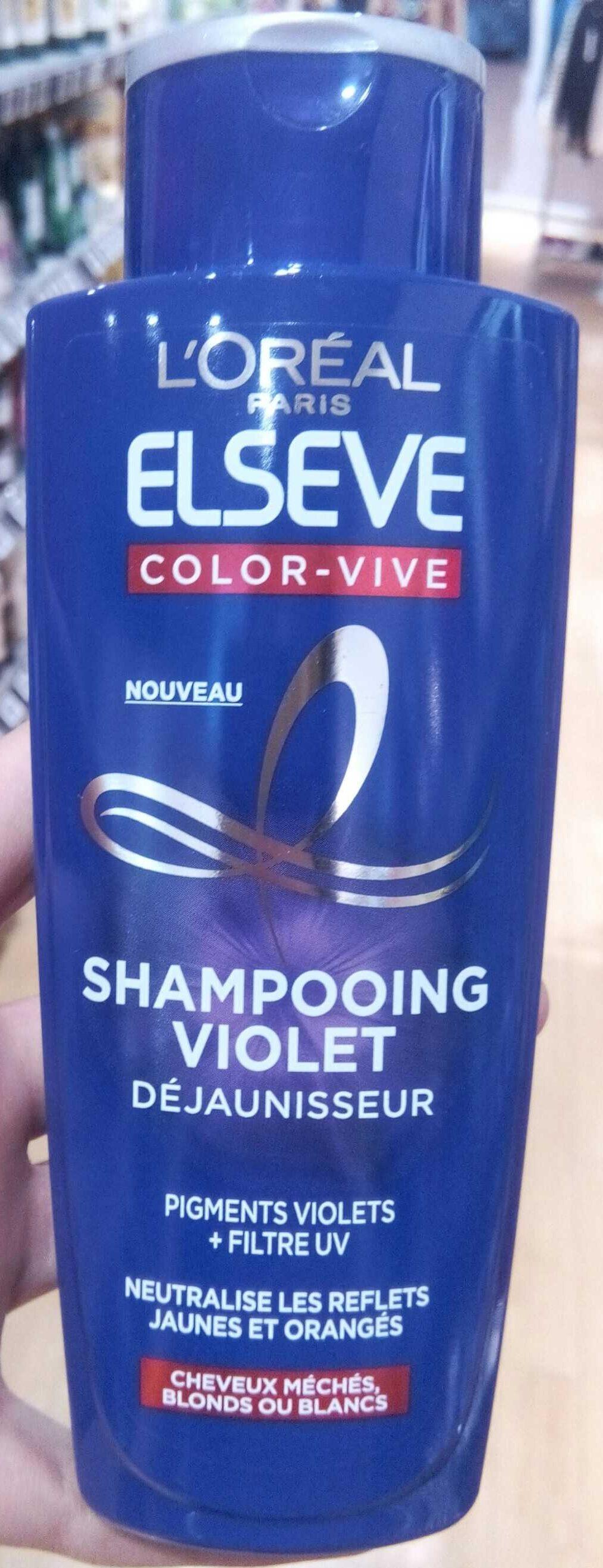 Shampooing violet déjaunisseur - Продукт - fr