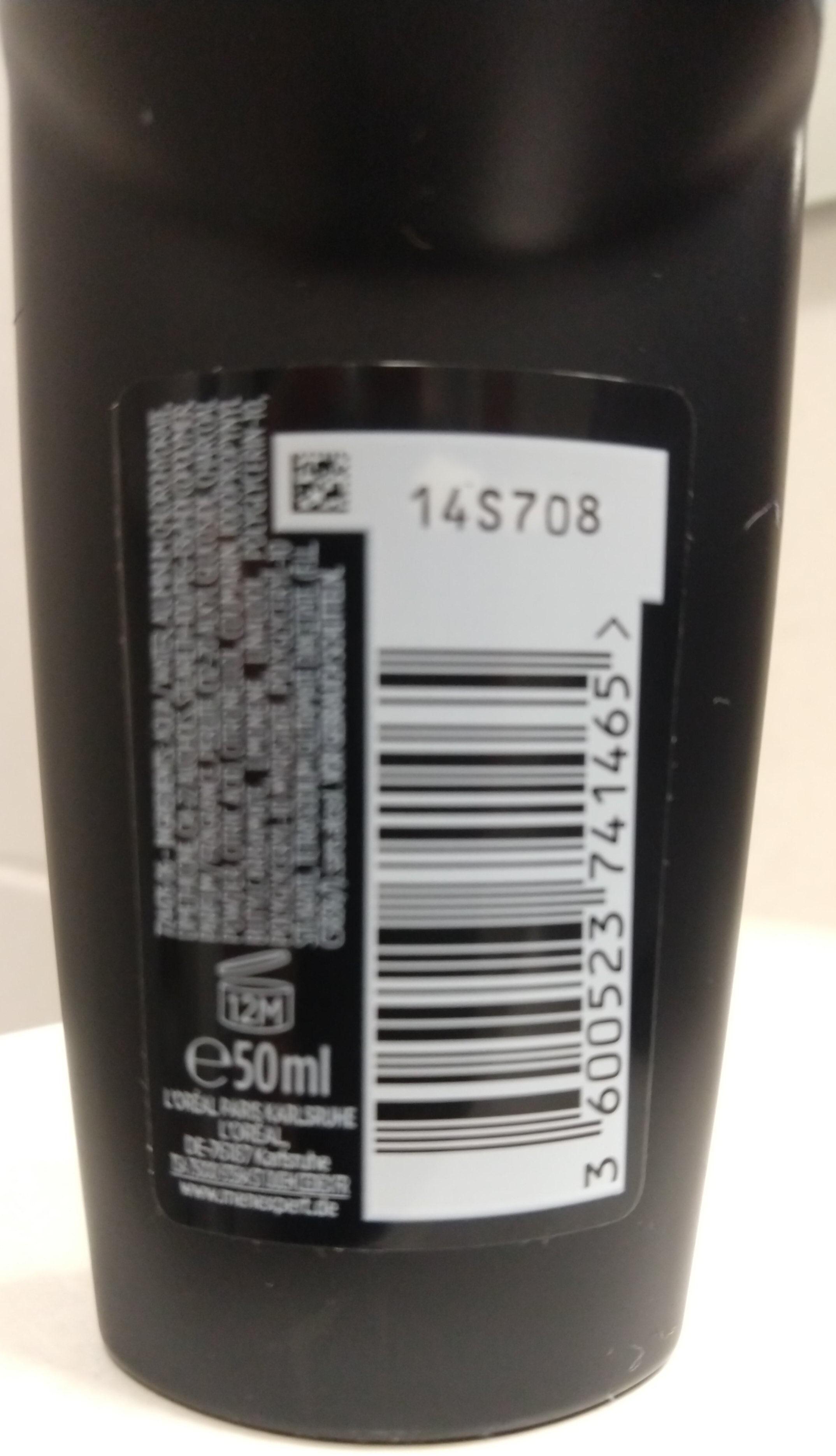 Carbon Protect Anti-Transpirant - Ingredients - de