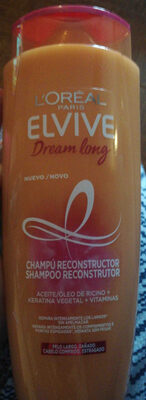 Shampoo reconstruir dream long elvive - Product - en