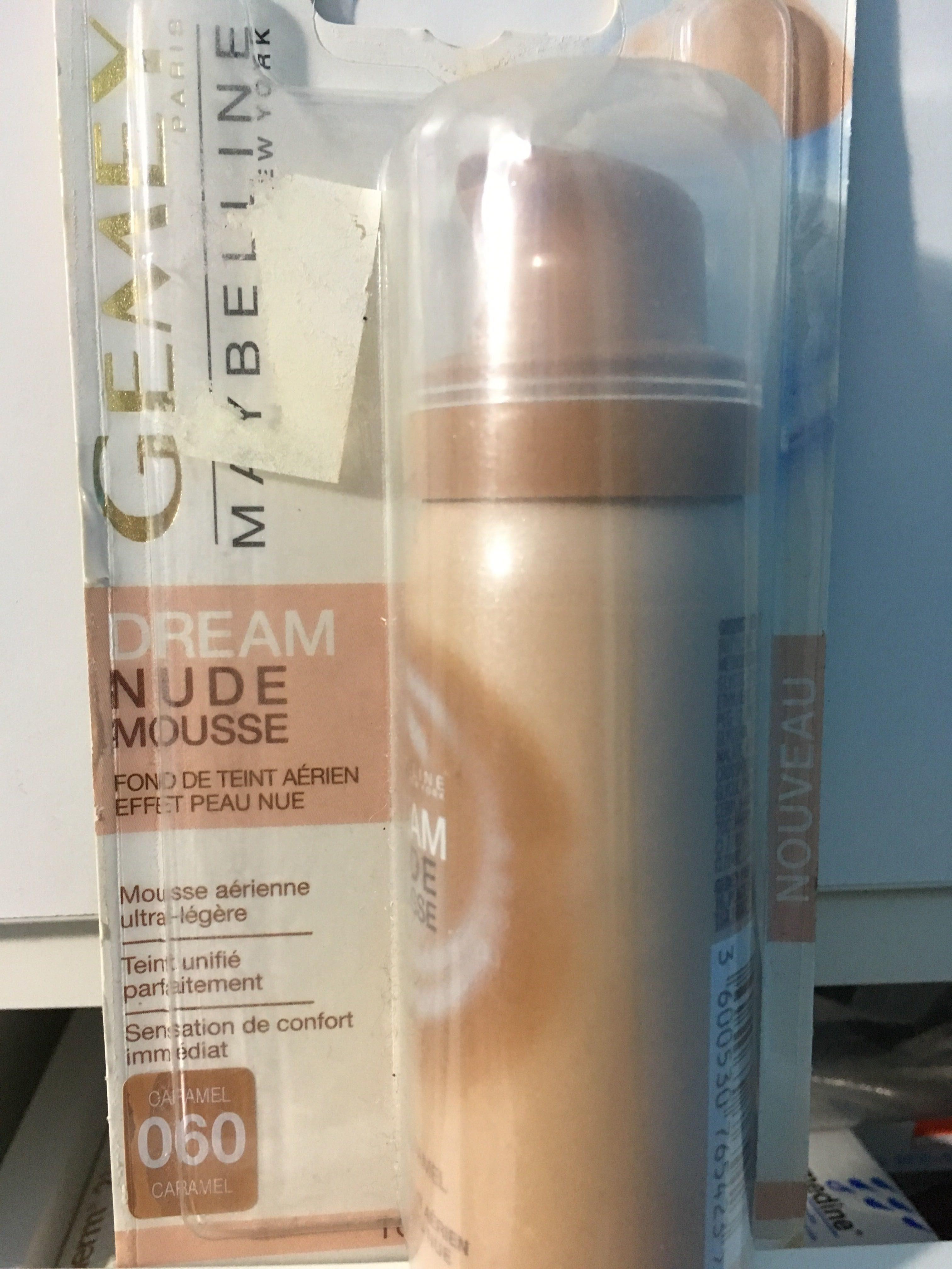 Dream nude mousse fond de teint - Product - fr