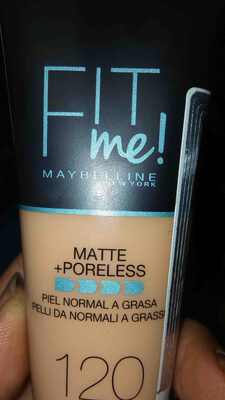 fit me! Maybelline - Product - en