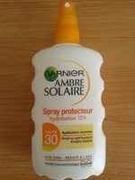 Ambre solaire Spray Protecteur hydratation 12H - Product