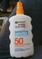 ambre solaire sensitive expert+ (50+) - Product - fr
