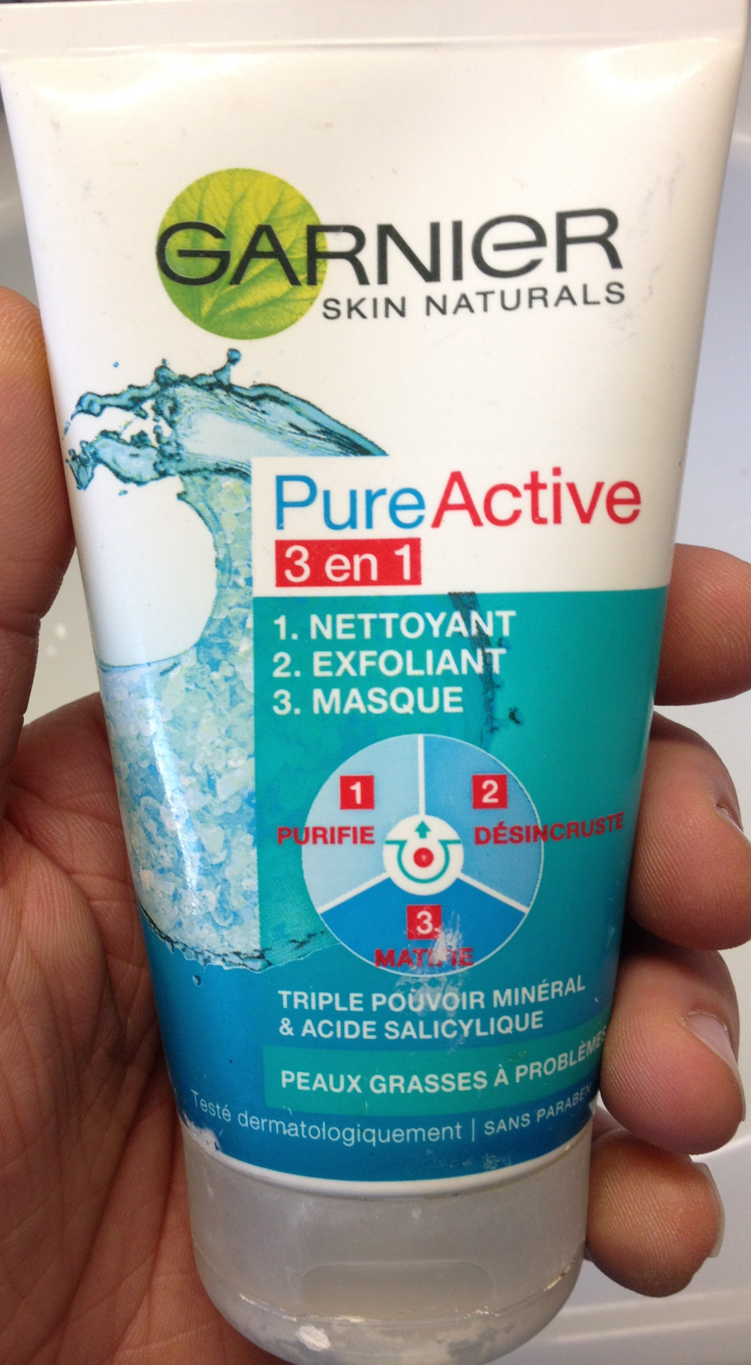 Pure Active 3 en 1 - Product - fr