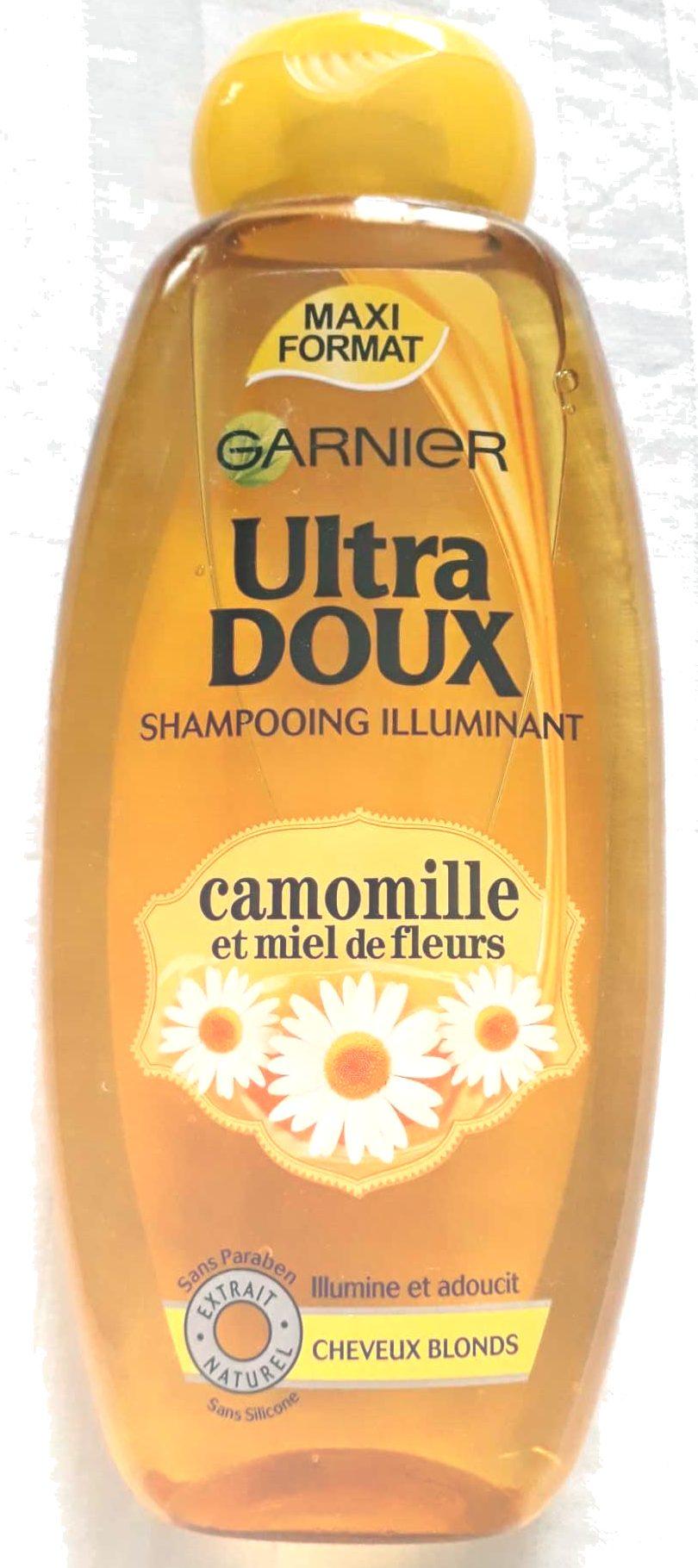 Ultra doux shampooing illuminant - Product - fr