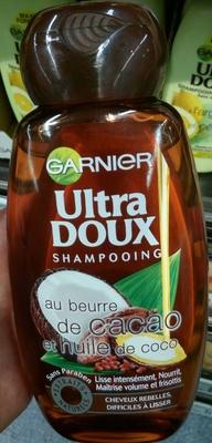 Ultra Doux Shampooing au Beurre de cacao et huile de coco - Produit