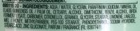 Intensif 7 jours Lait Hydratant Apaisant au L-Bifidus - Ingredients - fr