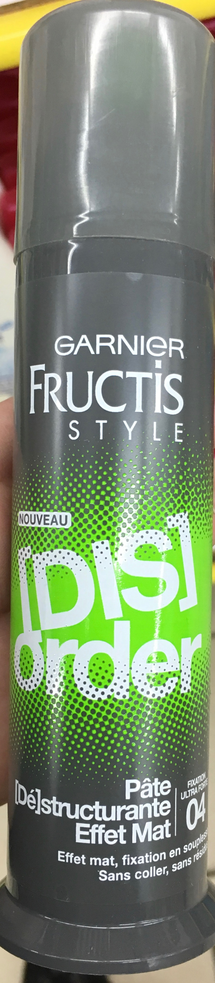 Fructis Style [DIS]order - Produit - fr