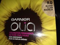 Olia 9.0 Blond clair radieux - Product