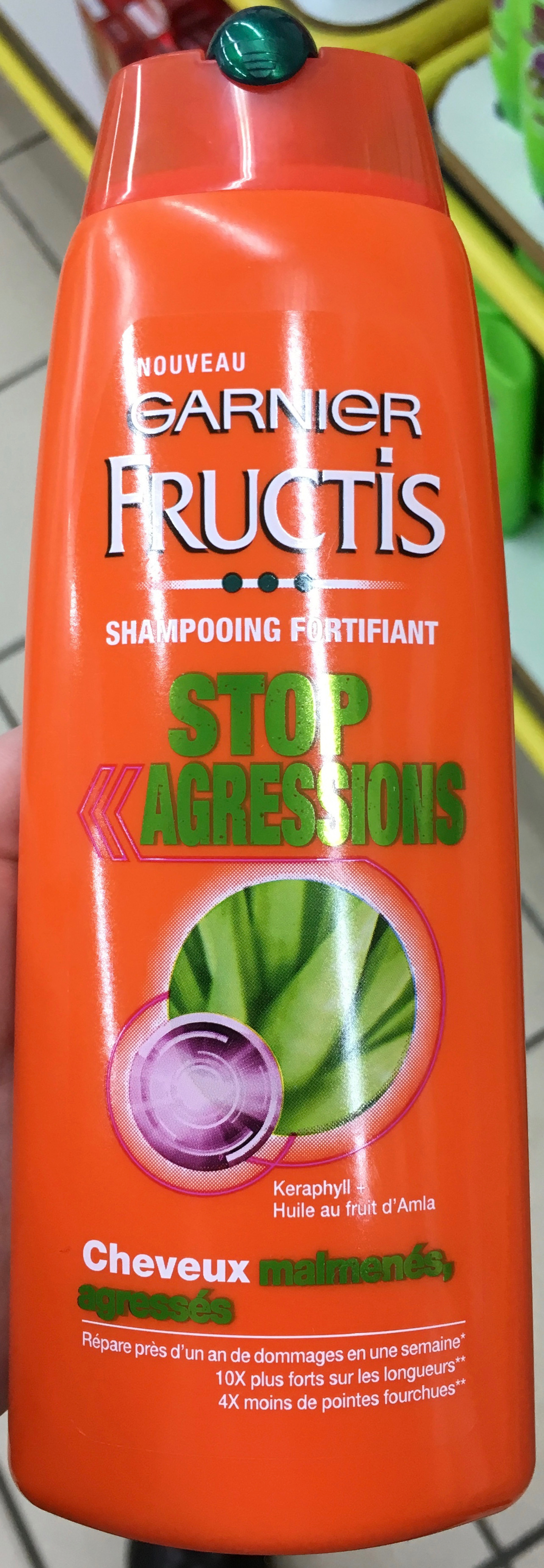 Shampooing fortifiant Stop Agressions - Product