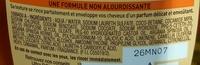 Ultra Doux Le Shampooing merveilleux Huiles d'Argan et Camélia - Ingredients