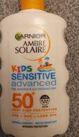 Kids sensitive advanced - Product - en