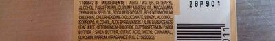 Crème de jour ultra riche sans rinçage - Produit