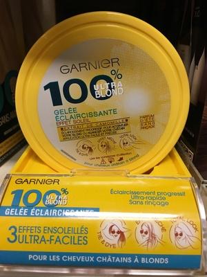 Garnier 100% blond gelée - Product