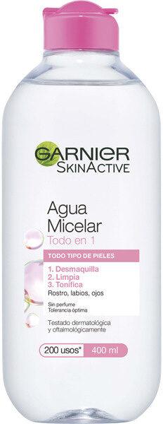Agua micelar - Product - en