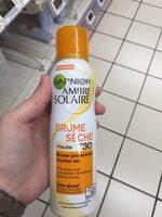 Brume Sèche - Crème solaire FPS 30 - Produit - fr