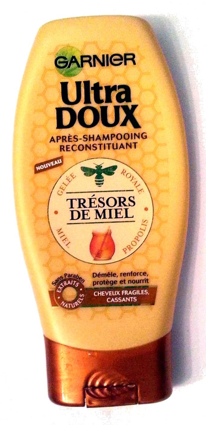 Après-shampooing reconstituant Trésors de Miel - Product - fr