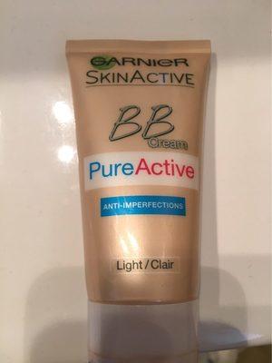 Garnier Pure Active BB Crème Anti-imperfections - Produit