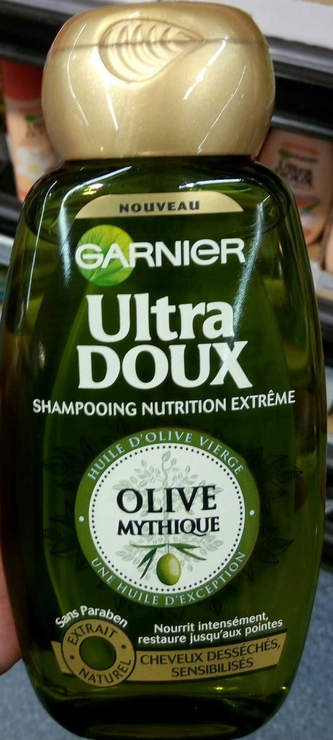 Ultra Doux Shampooing nutrition extrême Olive Mythique - Product - fr