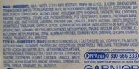 Ambre Solaire UV Ski 30 Combi 2in1 Crème protectrice + Stick lèvres protecteur - Ingrédients