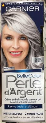 Belle Color Perle d'Argent Gris Perle - Product