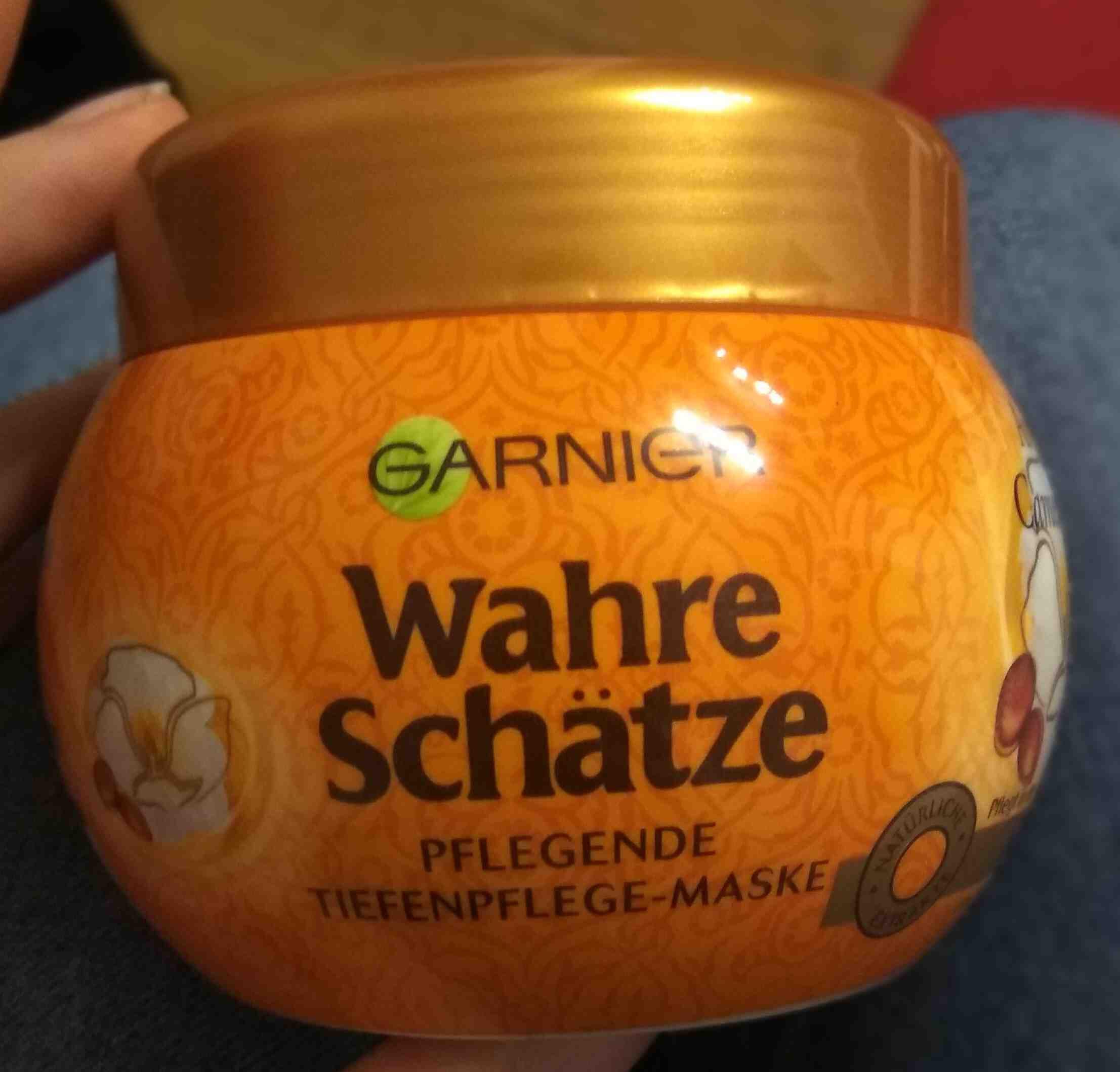 Garnier- Wahre Schatze - Produkt