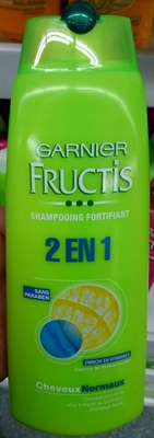 Fructis Shampooing fortifiant 2 en 1 - Product