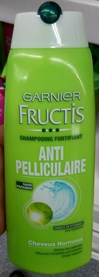 Fructis Shampooing fortifiant anti pelliculaire - Produit