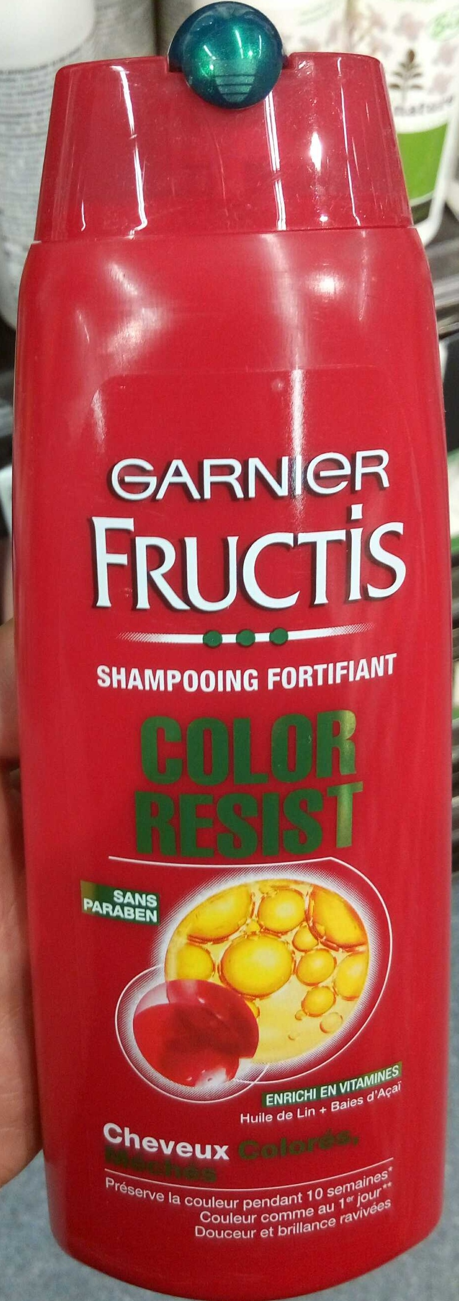 Fructis Shampooing fortifiant Color Resist - Product