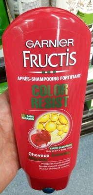 Fructis Après-shampooing Fortifiant Color Resist - Product - fr