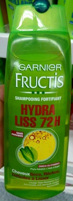 Fructis Shampooing fortifiant Hydra Liss 72H - Product - fr