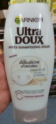 Ultra Doux Après-shampooing doux délicatesse d'avoine - Product