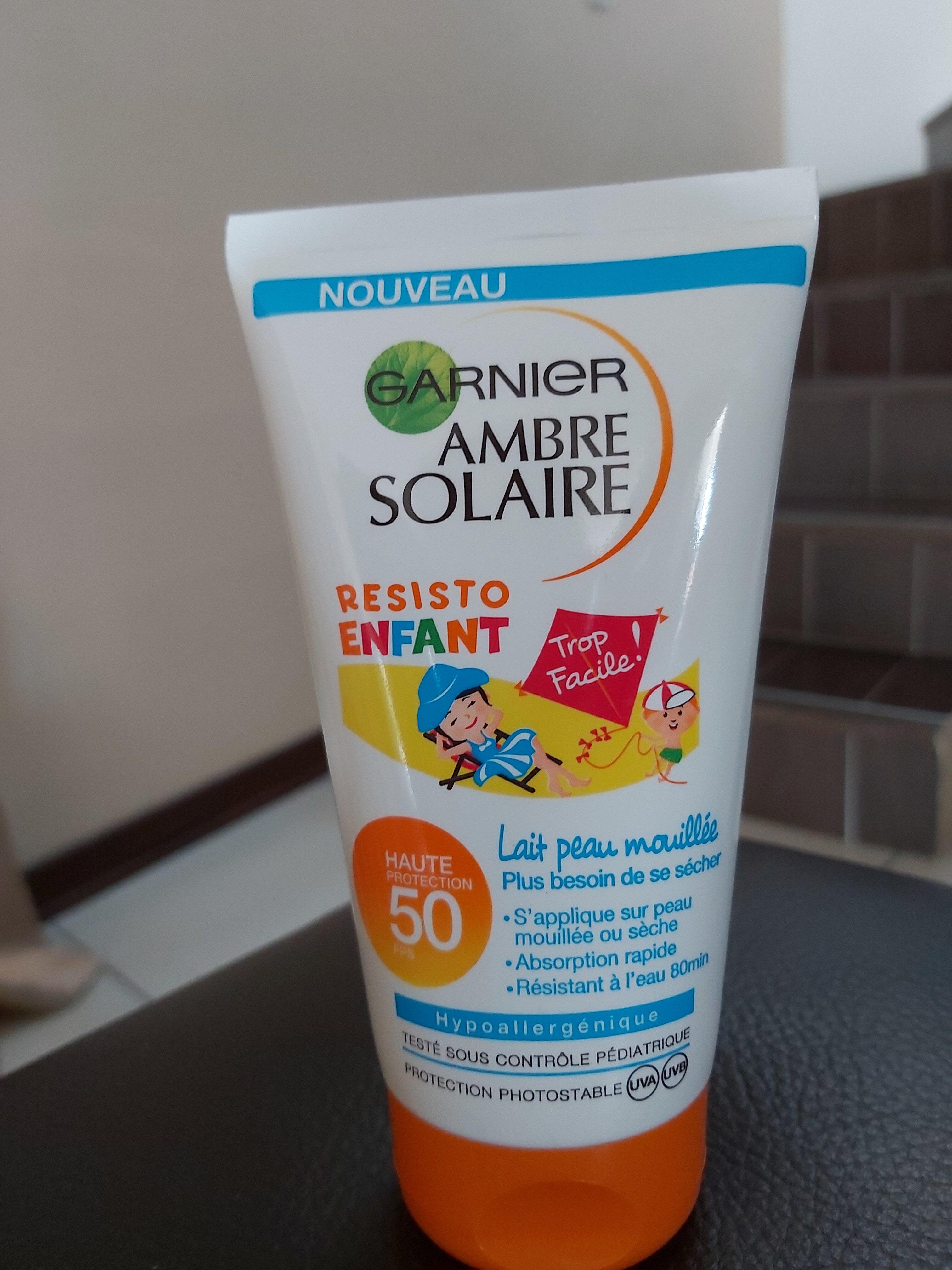 ambre solaire - Produit - fr