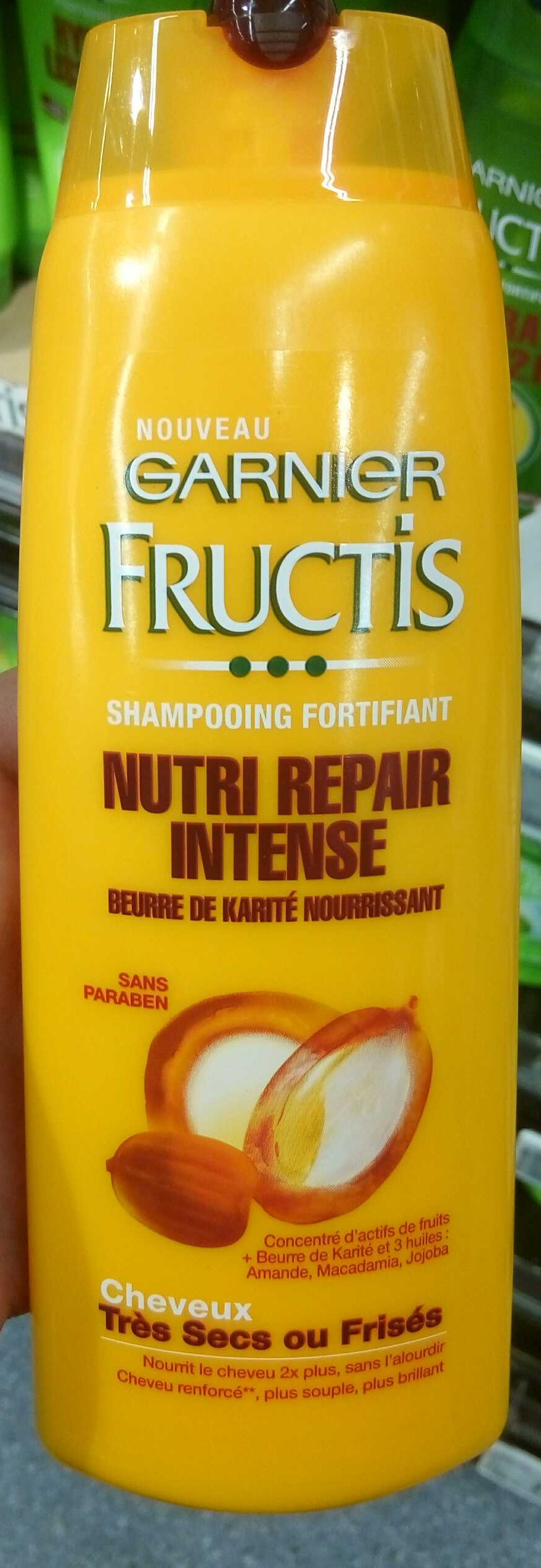 Fructis Nutri Repair Intense - Product - fr