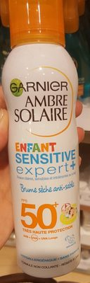 Brume solaire enfant sensitive expert + - Product - fr