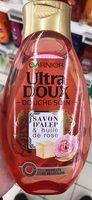 Ultra Doux Douche soin Savon d'Alep & Huile de Rose - Product