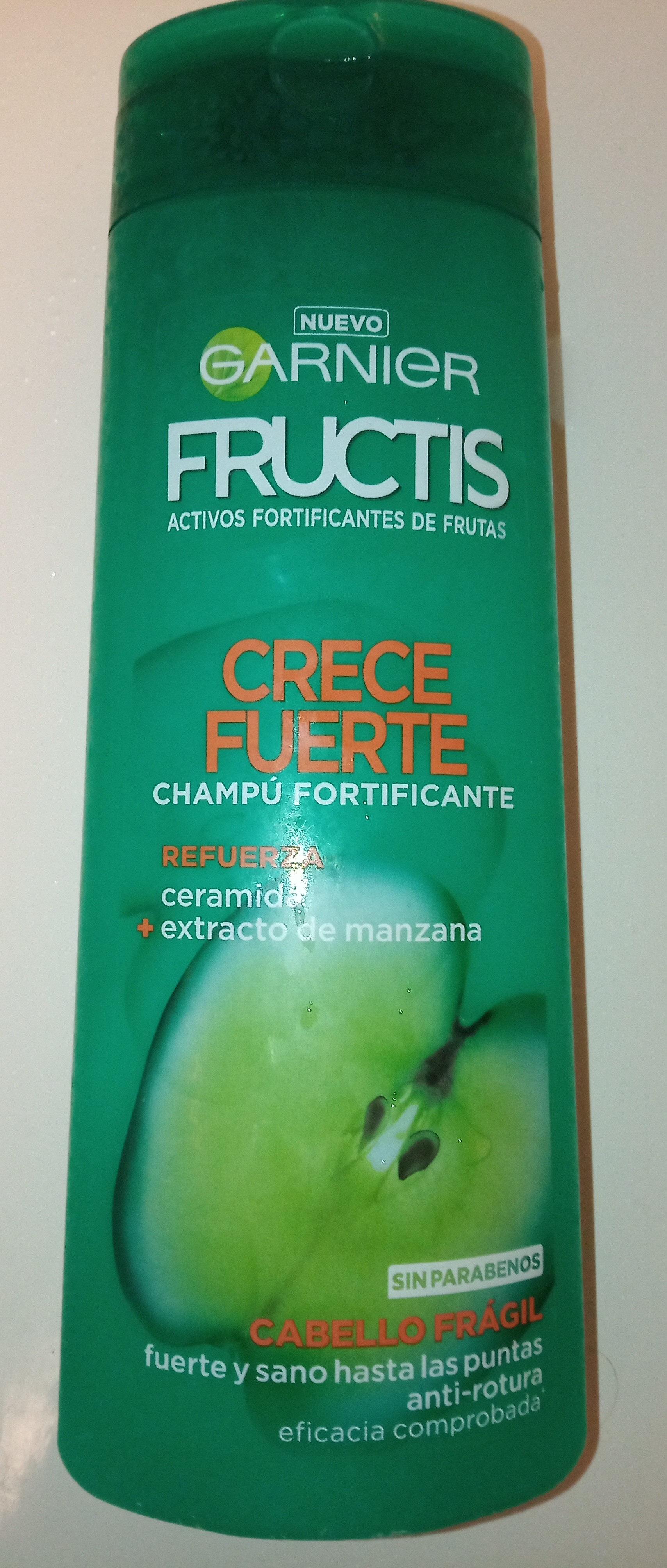 Crece Fuerte Champú Fortificante - Product
